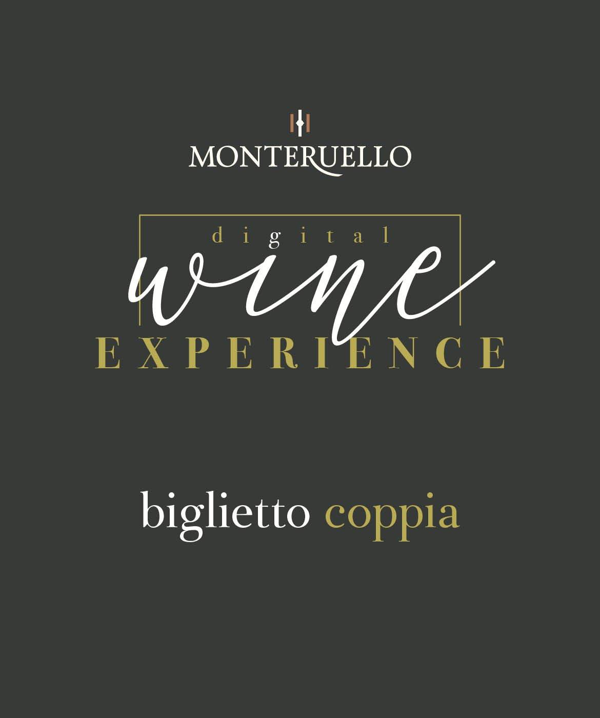 Monteruello | Wine Experience | Biglietto Coppia | www.monteruello.it
